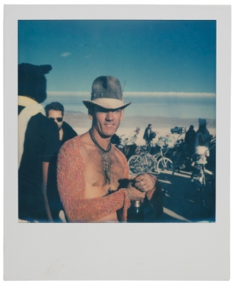880 Intentions Project | Faces of Burning Man 2015